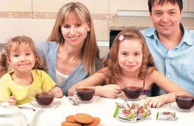 Чай на основе кипрея для семьи
