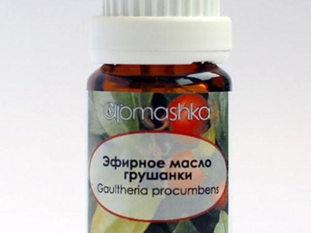 Эфирное масло грушанки