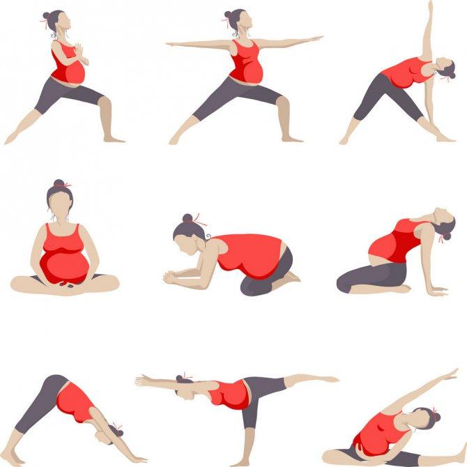 https://24-7fitness.ru/wp-content/uploads/set-of-9-yoga-poses-for-pregnant-women-vector-9853455.jpg