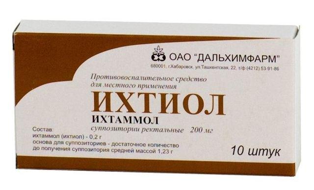 Ихтиоловые свечи от простатита: свойства ихтиола, особенности применения, отзывы