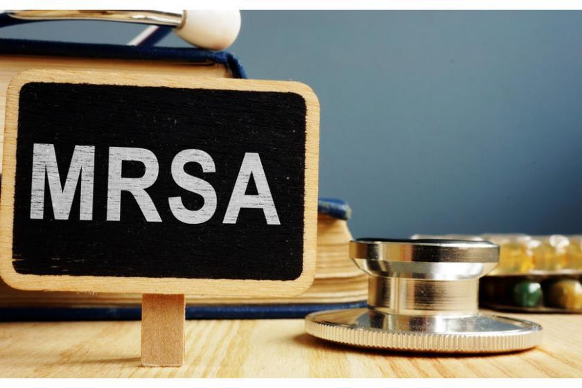 Пластина MRSA