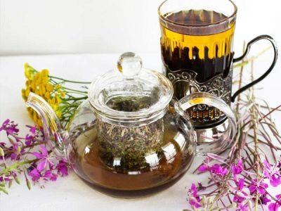 Сборы с иван-чаем