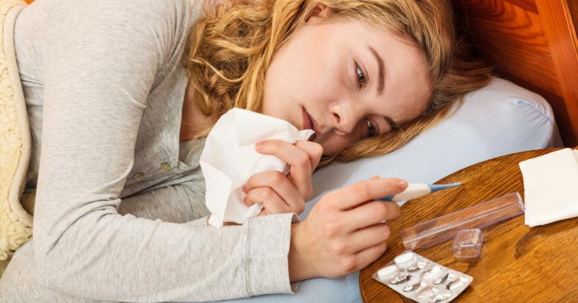 Грипп (вирус гриппа)