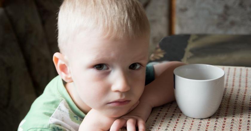 Желудочный и пищеводный рефлюкс у детей