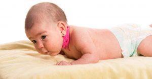 Позвонки у младенцев, детей и взрослых