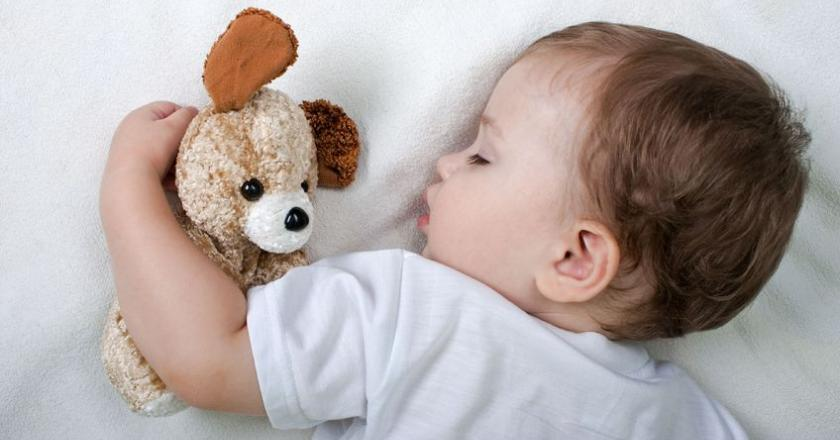 Постуральная асимметрия у младенцев