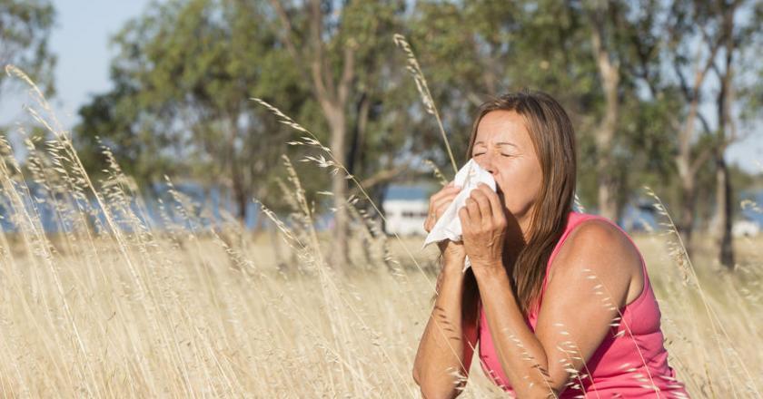 Аллергия на зерно