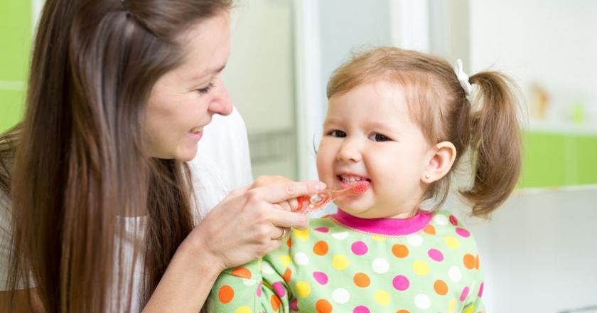 Гигиена полости рта у детей и взрослых