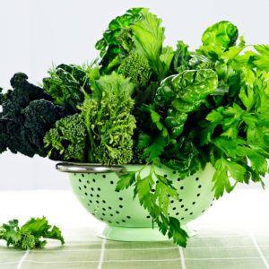 зелень овощи