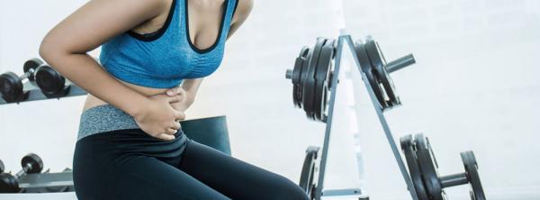 Проблемы с пищеварением у спортсменов