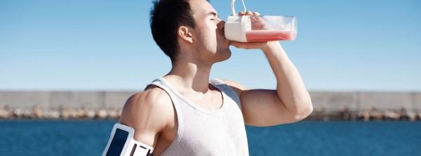 5 смузи и соков для спортсменов