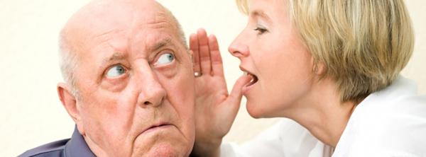 Потеря слуха и глухота
