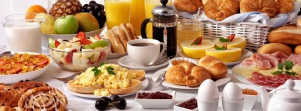 5 завтраков в разные дни