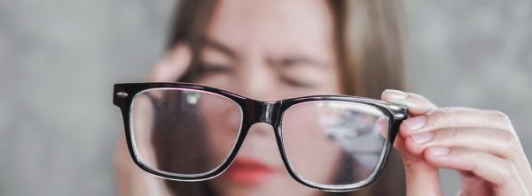 Что такое внезапное помутнение зрения?