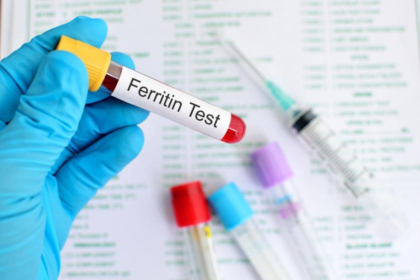 Анализ крови на уровень ферретина