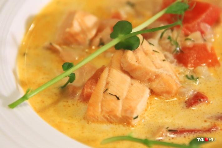 Для более изысканного похмелья уху можно заменить&nbsp;сливочным финским супом<br>