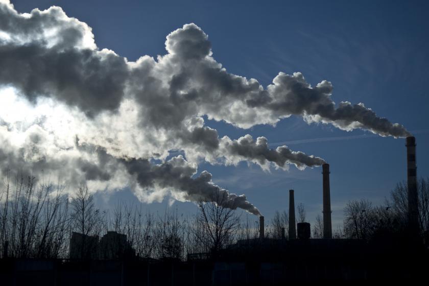Дымоходы, производящие дым