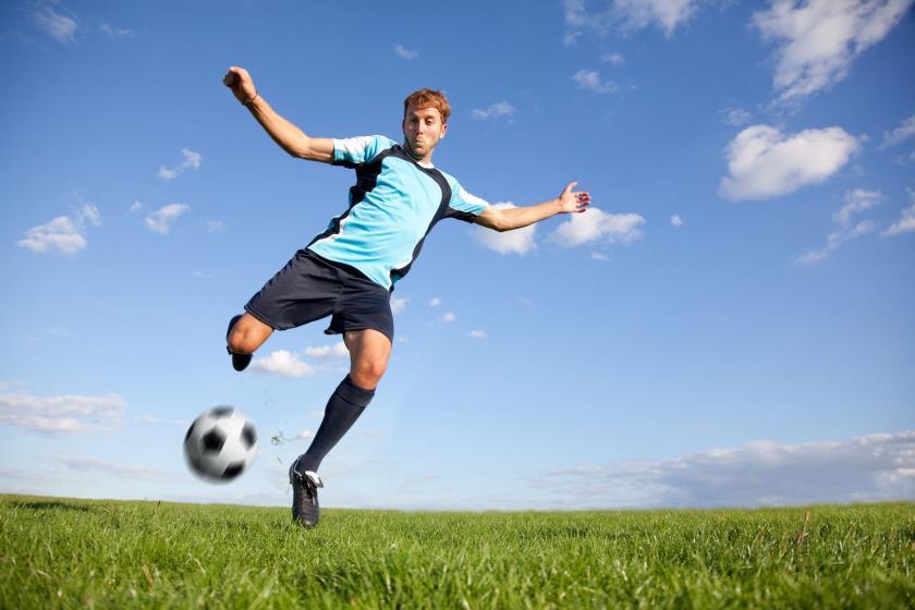 Футболистов