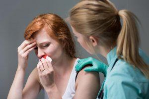 Кровотечение и необходимость сдачи анализов крови