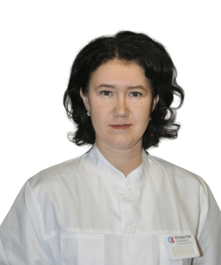 Михайлова Наталья Валентиновна