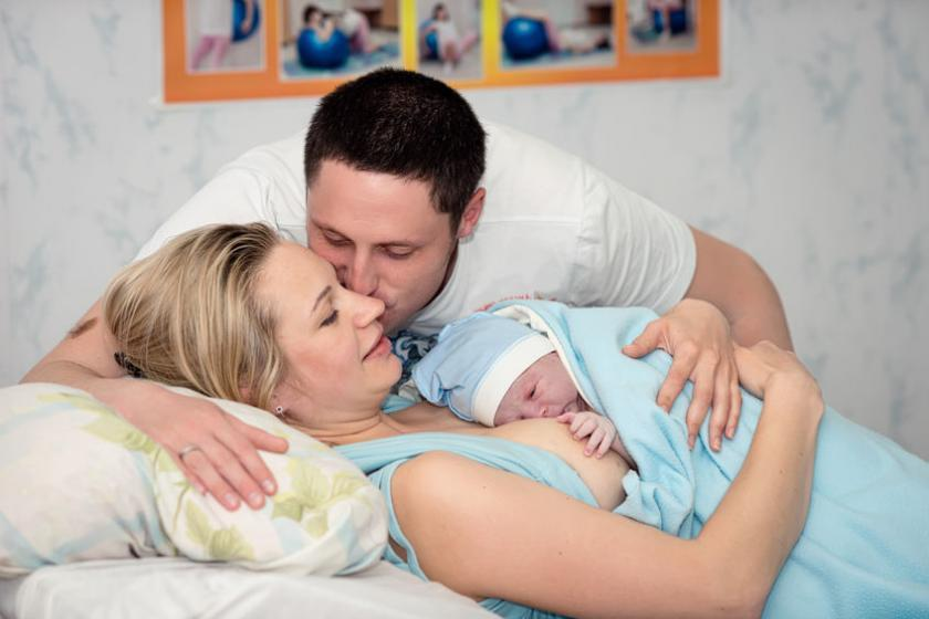 Недержание мочи после родов