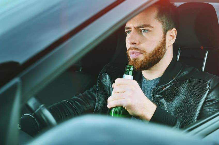 пить безалкогольное пиво за рулем