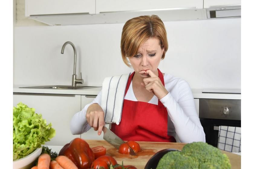 Раны на кухне