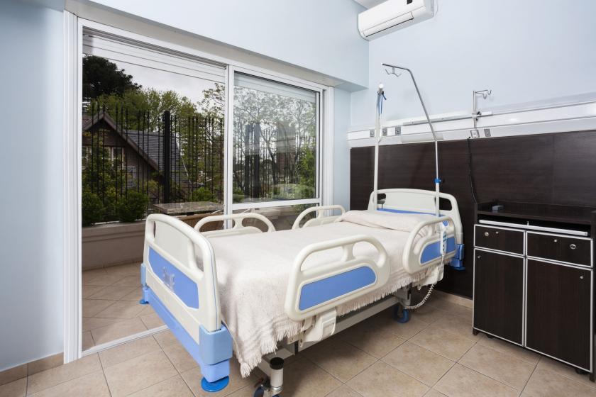 Реабилитационная кровать