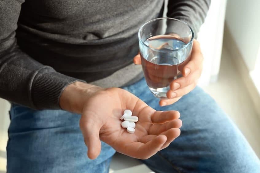 снять похмелье таблетками