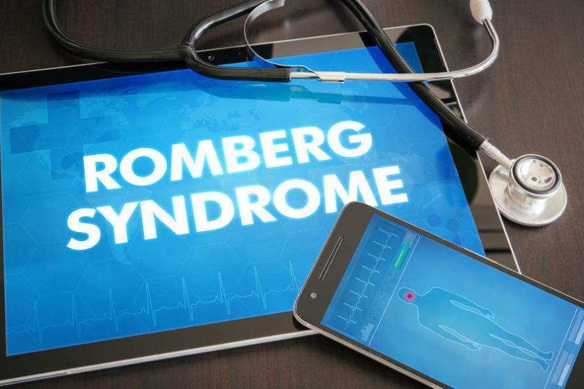 Табличка с отображенным текстом - попытка Ромберга