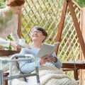 Женщина в спа и санатории