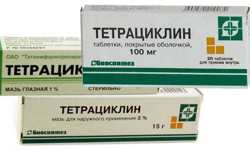 «Тетрациклин», таблетки: инструкция по применению антибиотика и аналоги